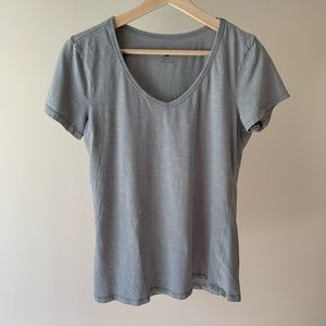 Horny Toad Gray Top